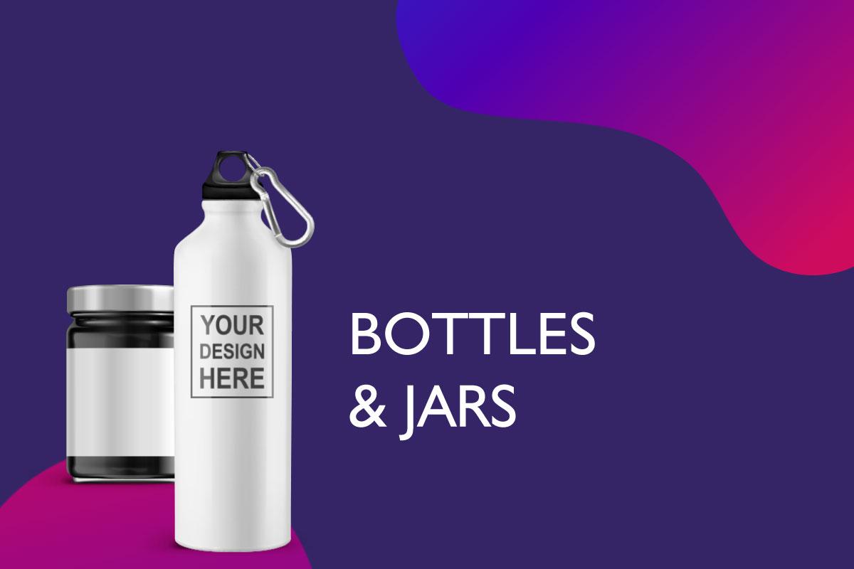 Bottles & Jar