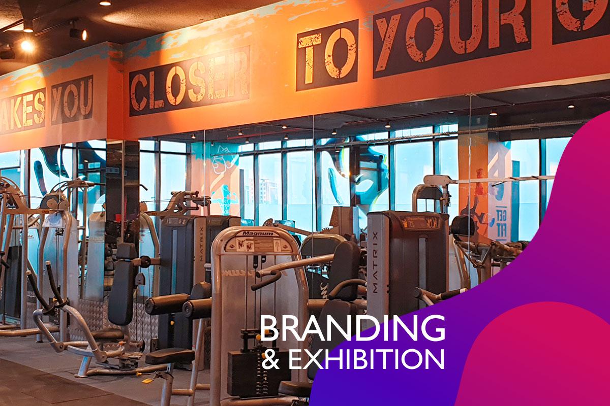 Branding & Exhibition