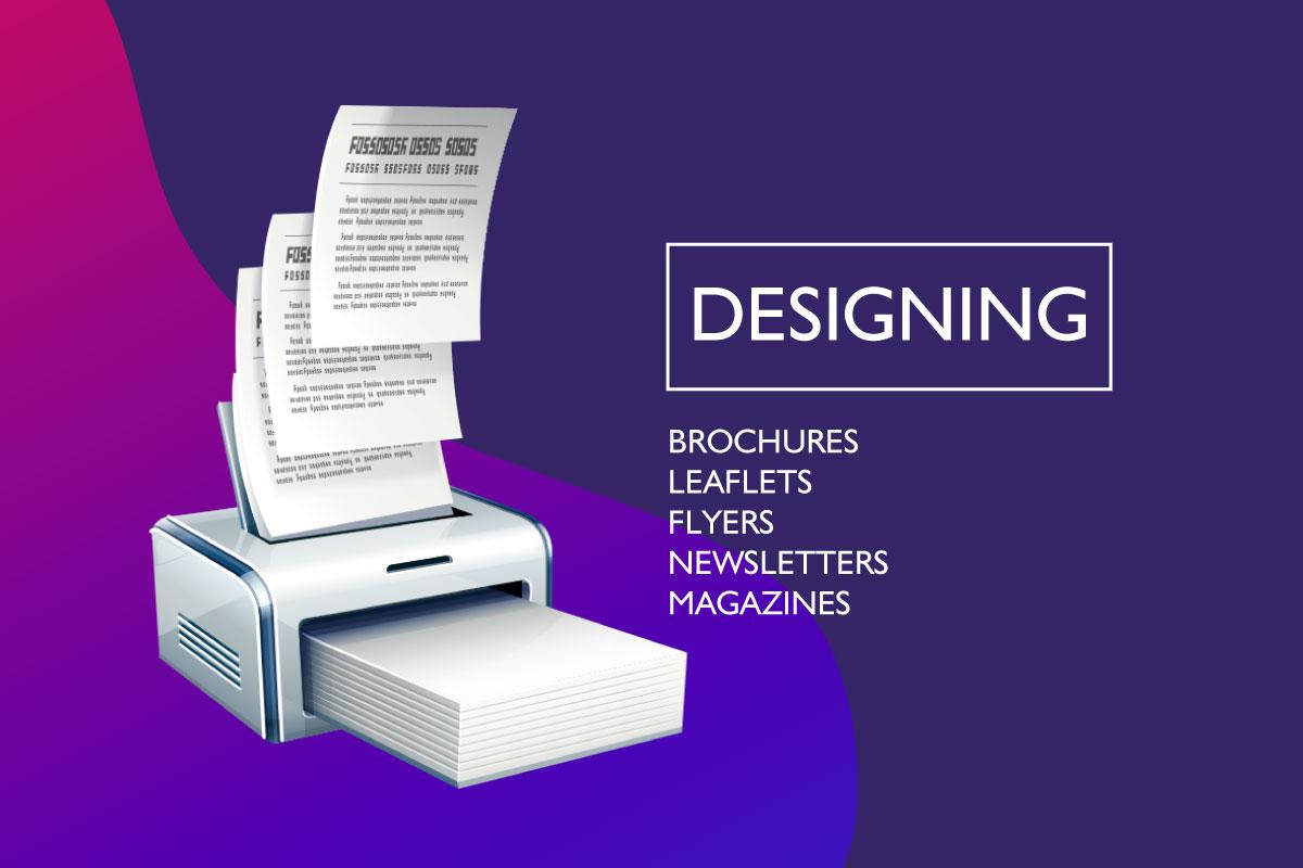 Brochures, Leaflets_Flyers_Newsletters, Magazines