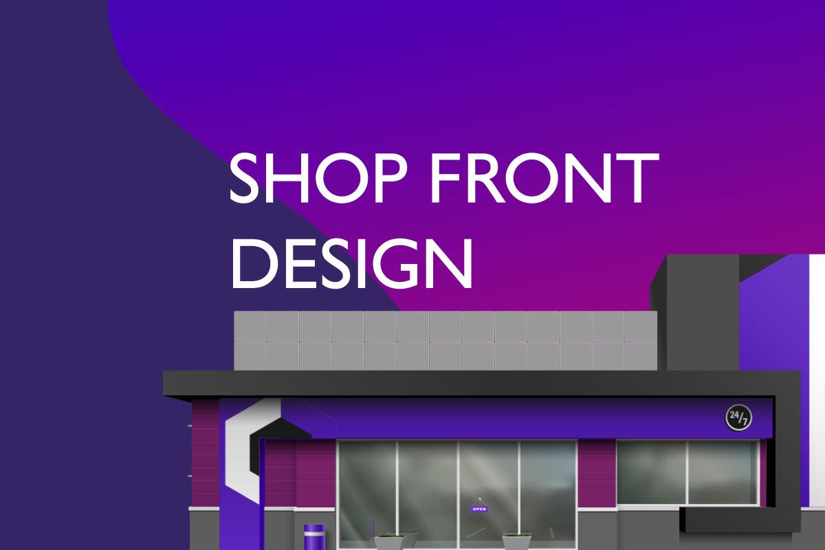 Shop Front Design
